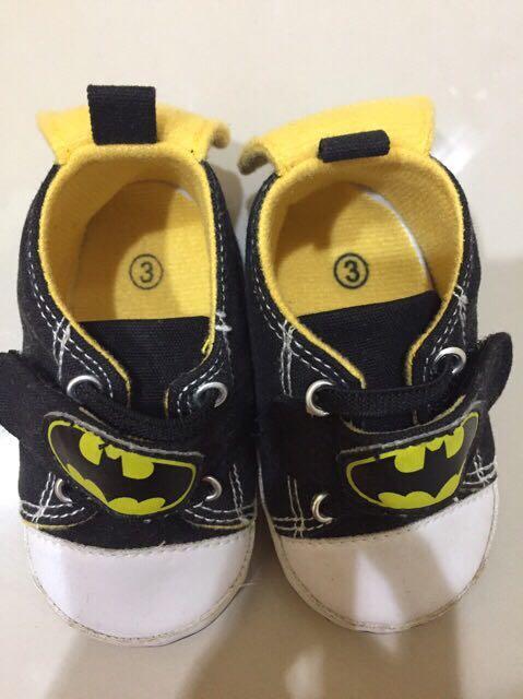 Prewalker Shoes batman
