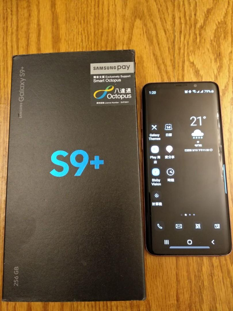 Samsung S9+ 256gb purple