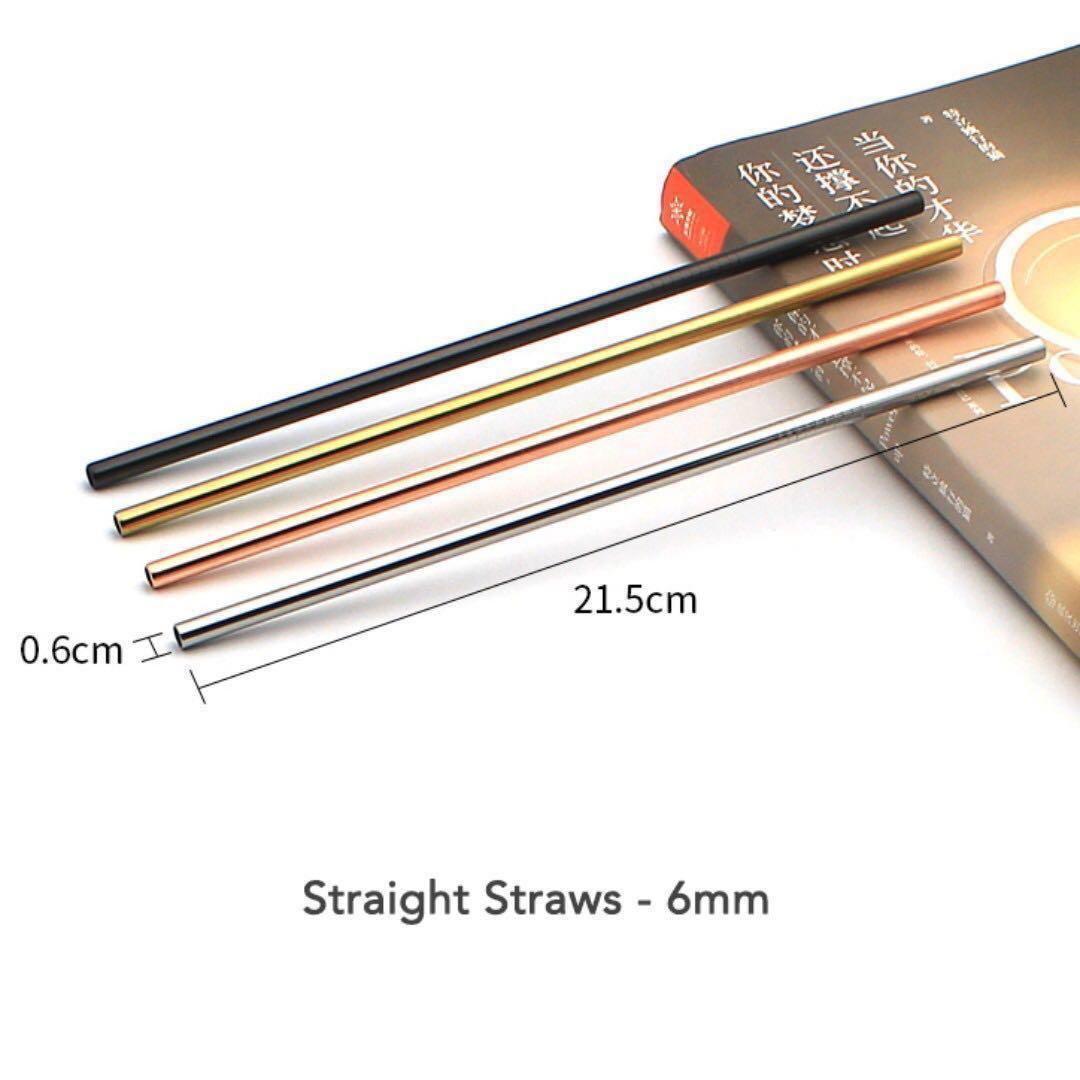 Stainless Steel Straw / Metal Straw