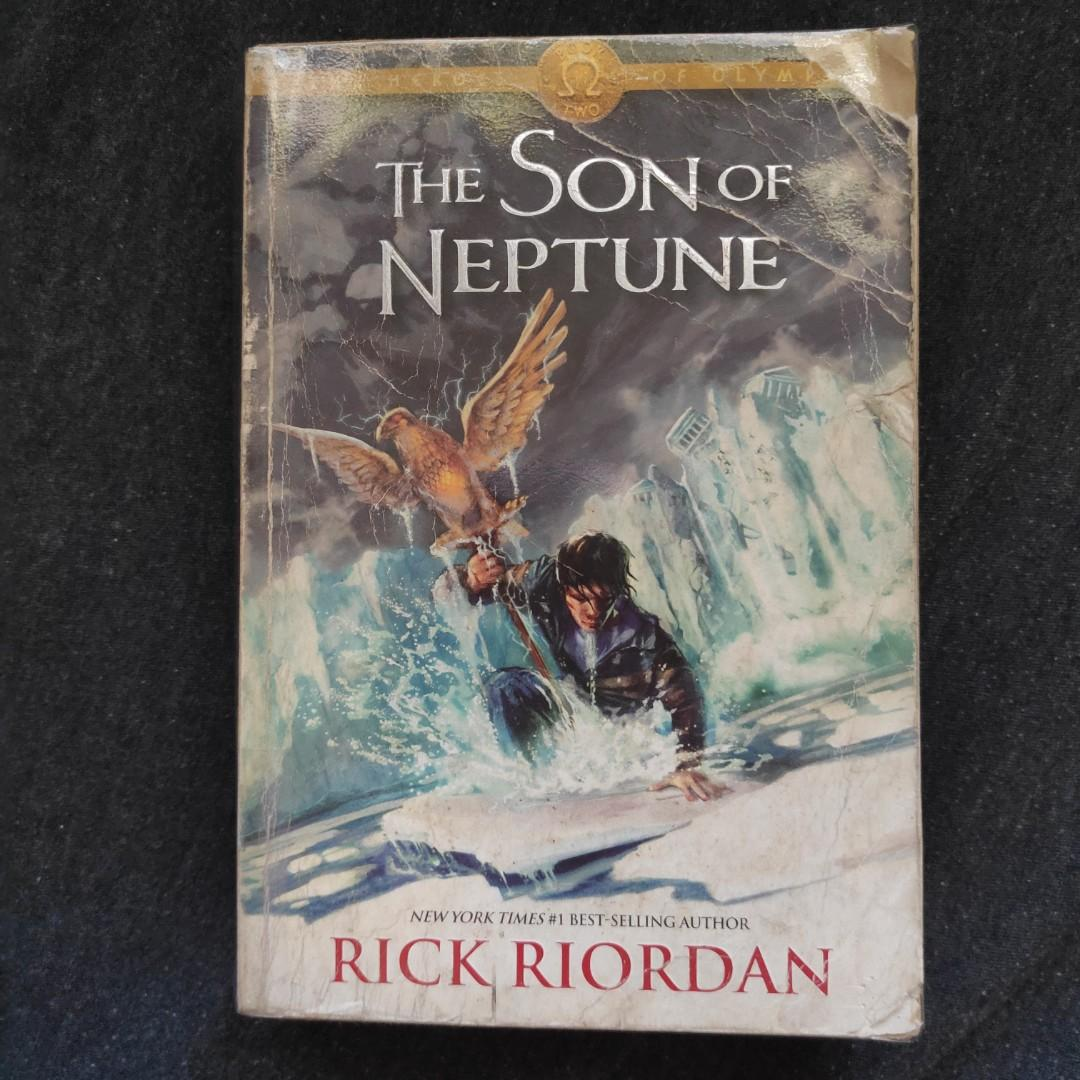 The Son of Neptune (The Heroes of Olympus, #2) by Rick Riordan