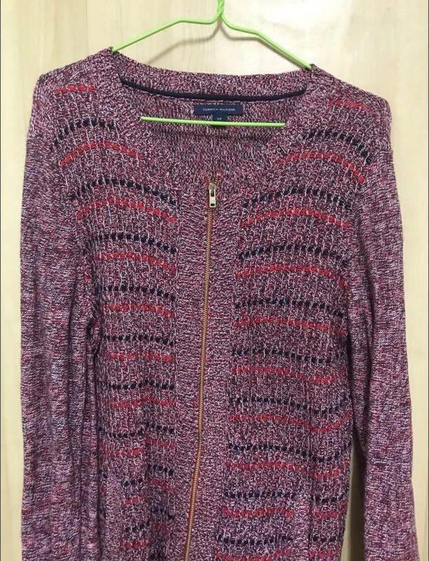 Tommy Hilfiger Knitted Textured Cardigan