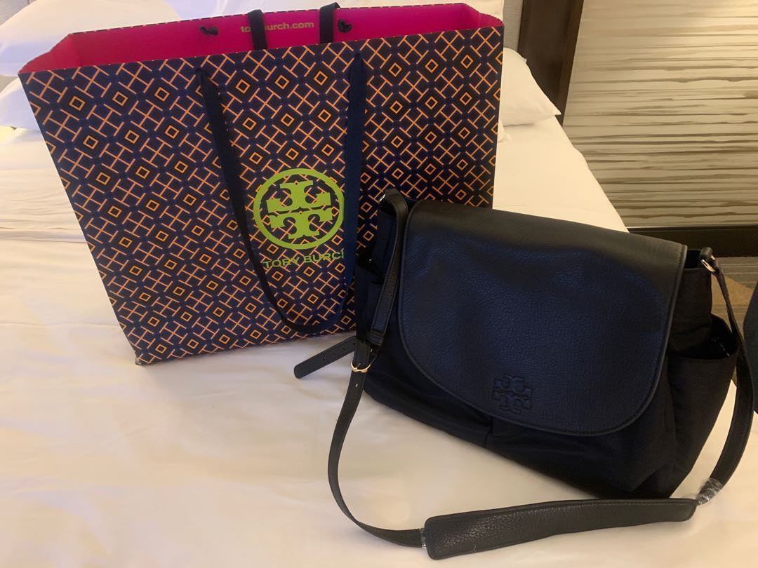 b8ab721b562a Tory Burch messenger Bag