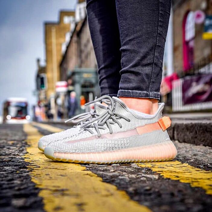 e1489c2b2 US5-12 Adidas Yeezy Boost 350 V2 True Form TRFRM