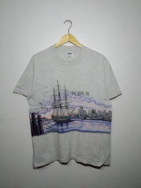Vintage San Segal Sportswear Boston