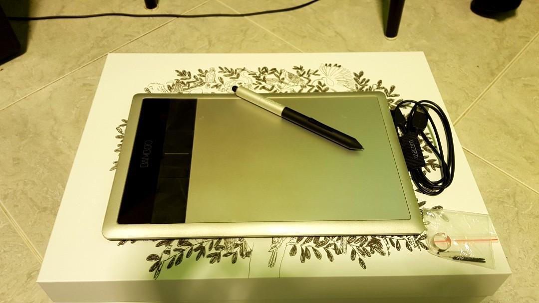 Bamboo Manga graphics tablet