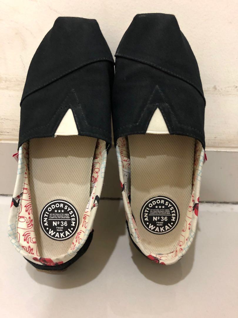 Wakai Woman Shoes 36 - Black