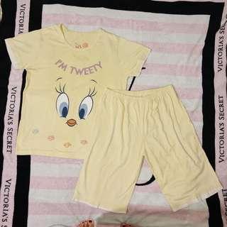 Tweety Pajamas