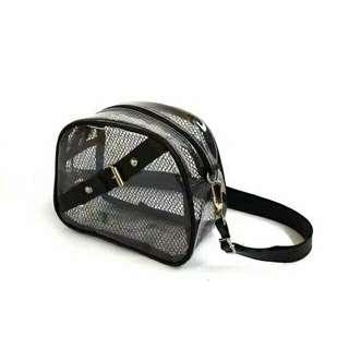 Sling Bag Sabuk Transparant