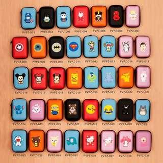 Coin poket, dompet headset