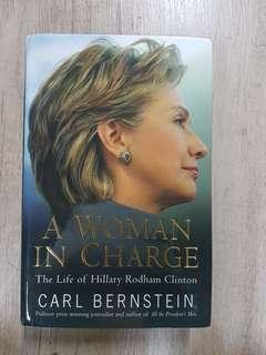 Buku A woman in charge the life of Hillary Rodham Clinton