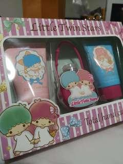 Little Twin Star Total Hand Care Set