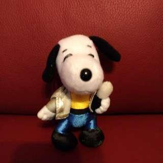 McDonald's Snoopy 唱歌公仔