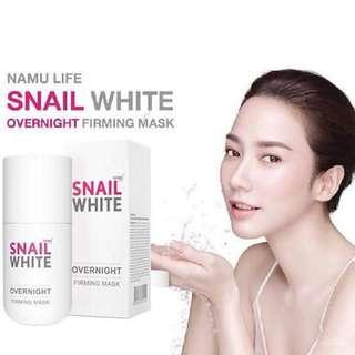 Snail White sleeping mask Bangkok
