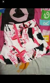 MDS skirt - L