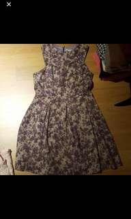 Megagamie Mgg floral dress - L