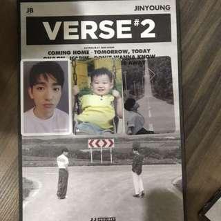 Verse 2 album got7