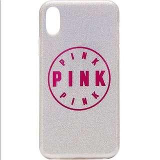 🚚 Victoria's Secret PINK iphone X/Xs case