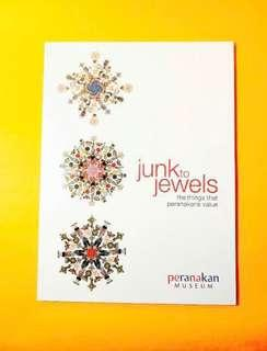 Junk to Jewels - the things that Peranakans value