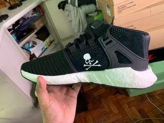 adidas x Mastermind EQT 97/1 Black