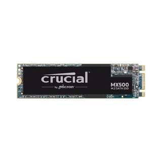 🚚 Crucial MX500 500GB 3D NAND SATA M.2 Type 2280SS Internal SSD - CT500MX500SSD4