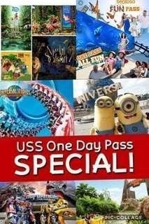 🚚 Offer Admission Eticket - USS/Sentosa Fun Pass/Zoo/River Safari/Night Safari/Bird Park/Kidzania