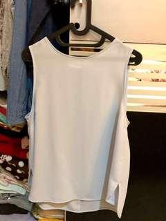 Light Blue Top from Forever 21