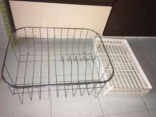 🚚 Dish Drainer (stainless steel)