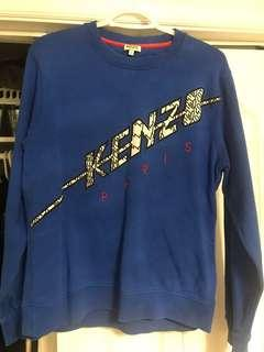 Kenzo- size L fits like M, used
