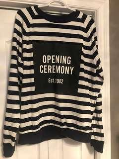 Opening Ceremony Sweater , size M