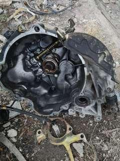 Gearbox auto Rusa