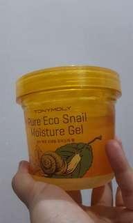 Tony Moly Pure Eco Snail Moisture Gel