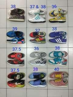 Sepatu2nd & new