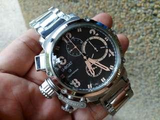 Uboat Chimera chrono ss bracelet 46mm