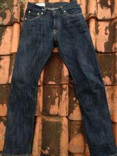 ELHAUS DENIM SELVEDGE