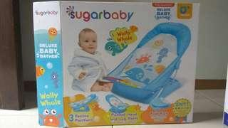 Sugar Baby Deluxe Baby Bather #ibuhebat