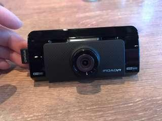 IROAD V9 front & back car camera $200 FAST DEAL, CASH & CARRY