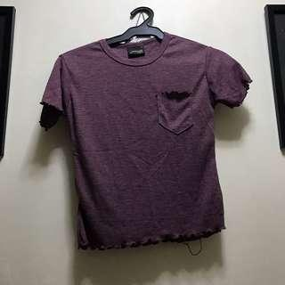 Scalloped Top (damaged)