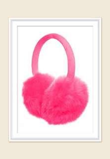 Pink Ear Muffs