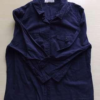 F21 Navy Shirt