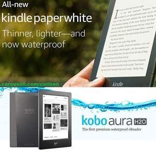 kobo aura | Mobile Phones & Tablets | Carousell Singapore
