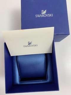 SWAROVSKI Empty watch box
