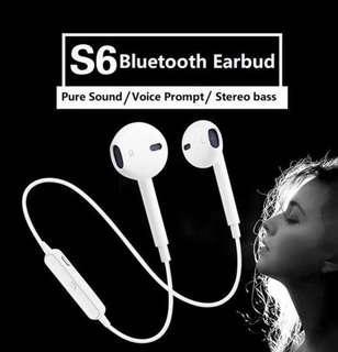 🚚 S6 wireless earpiece
