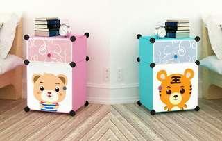 Bedside Cabinets Simple Fashion Children's   - International