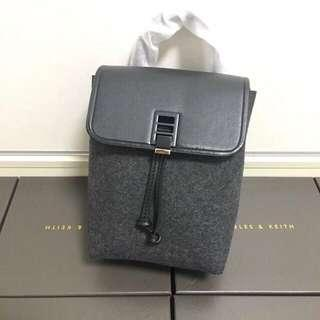 Charles & Keith Backpack (NEW ARRIVAL)
