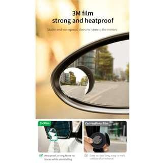 Baseus Full View Blind Spot Rearview Mirrors