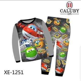 🚚 Caluby - Kids Pyjamas (any 6 free 1)