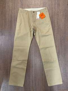 Uniqlo WindProof Chino 82cm 防風斜布褲