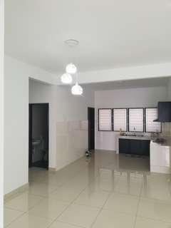 Kajang 100%Loan ,service residence