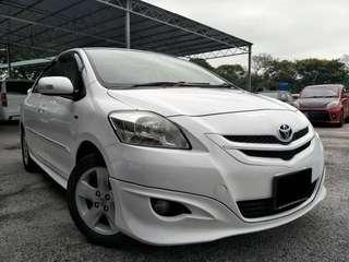 Toyota Vios for rent