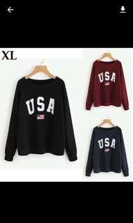 Sweater Wanita usa